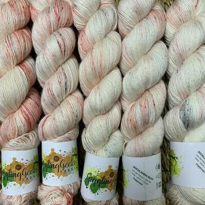 GGY GigglingGecko Socklandia Silky Yarn Happiness