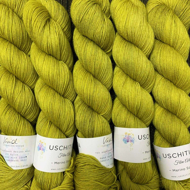Uschitita Sock Yarn  Vivid
