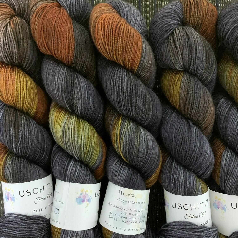 Uschitita Sock Yarn Aura