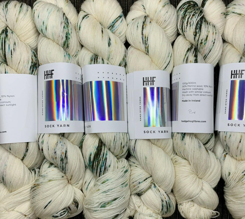 Hedgehog Pine Sock Yarn