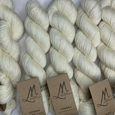 Das Mondschaf Merino Single | Offwhite