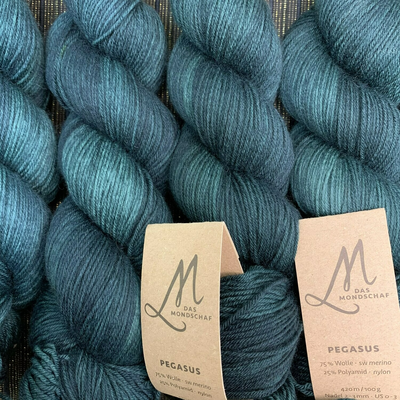 Das Mondschaf Merino Sock | Atreju