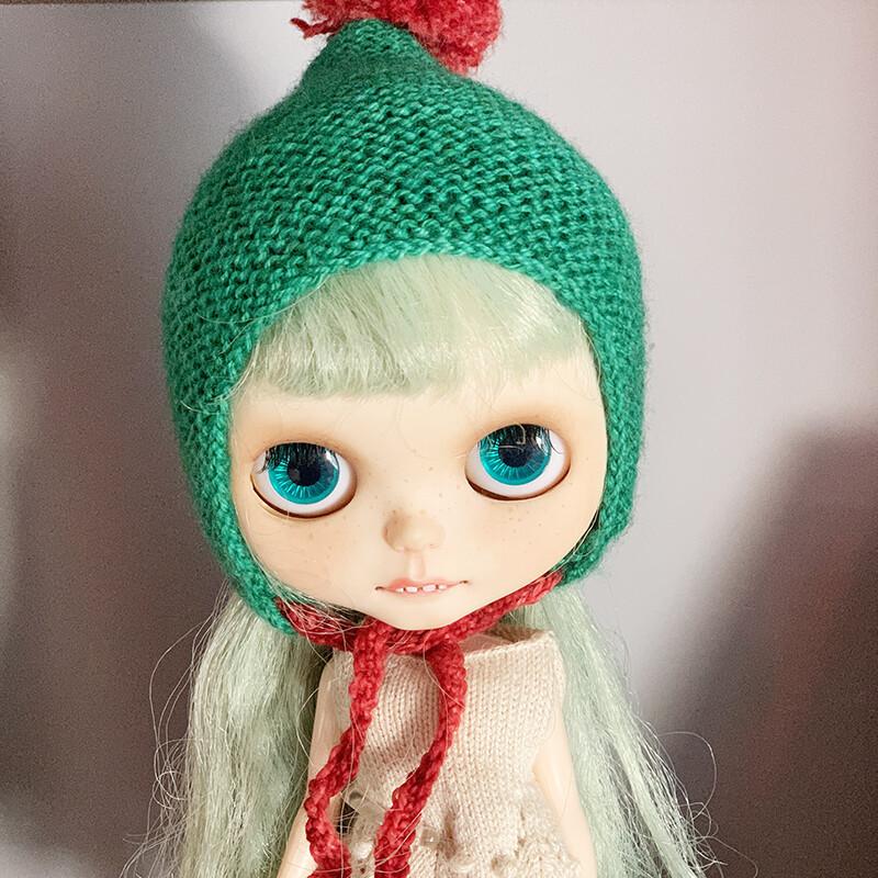Blythe point hat  pattern give away 👏🏻👏🏻
