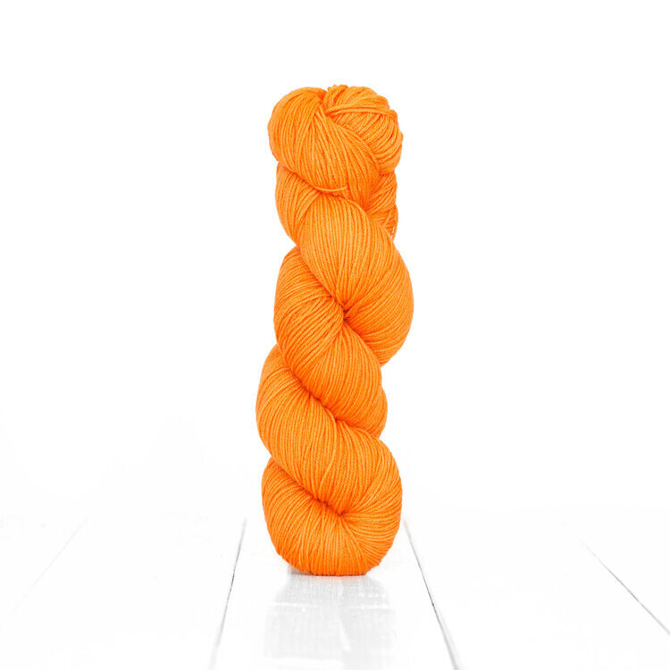 Urth yarn harvest fingering Orange
