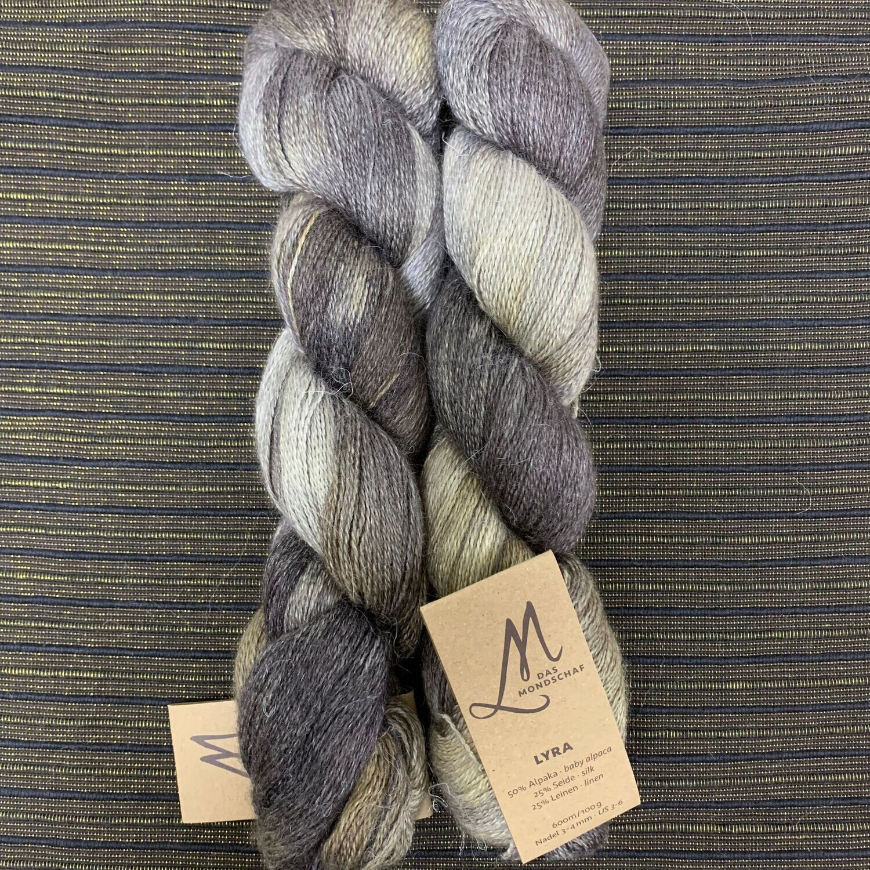 💜 Das Mondschaf  Deluxe Lyra  Lace Grey