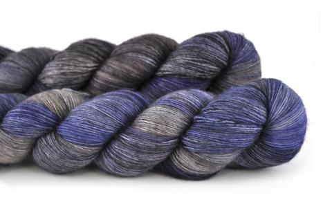 Malabrigo Hand dye Lace Yarn Lavada #66
