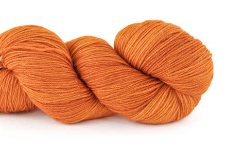 Malabrigo Sock Hand dye  Yarn Terracota #802