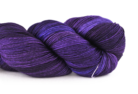 Malabrigo Sock Hand dye  Yarn Dewberry #141*