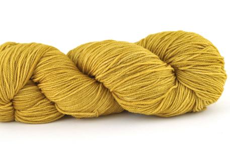 Malabrigo Sock Hand dye  Yarn Ochre #803