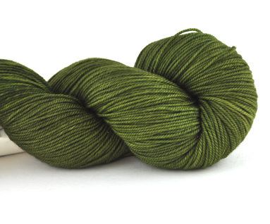 Dream in Color Smooshy Cashmere Blend Sock VC009 Shiny Moss