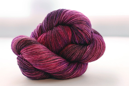 Dream in Color Smooshy Cashmere Blend Sock VC510 It's A Sparkler