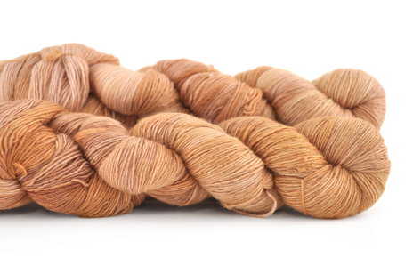 Malabrigo Hand dye Lace Applewood #18