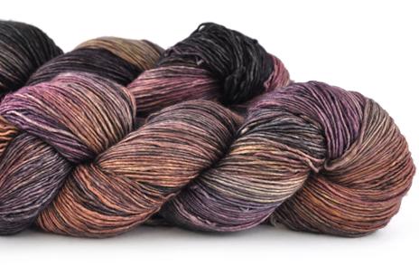 Malabrigo Hand dye Mechita Yarn Ilusion #842