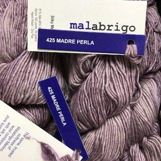 Malabrigo Silky Merino Madre Perla #SM425