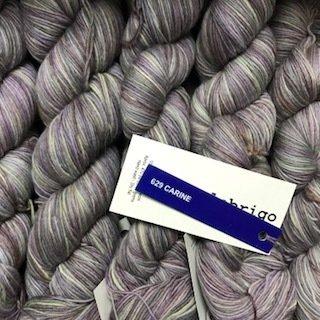 Malabrigo Hand dye Lace Carine #629