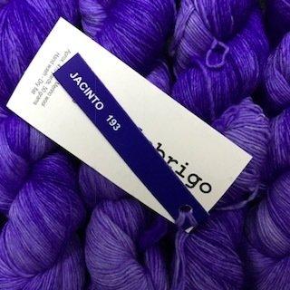 Malabrigo Hand dye Lace Jacinto #193