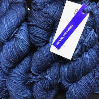 Malabrigo Rios Azul Profundo #150