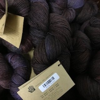 Manos Silk Blend Fino Poison*  SF438