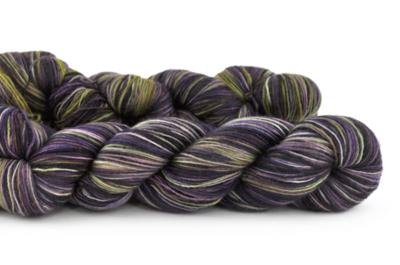 Malabrigo Hand dye Lace Yarn Hummingbird #246