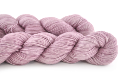 Malabrigo Hand dye Lace Pink Frost #17