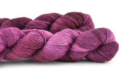 Malabrigo Hand dye Lace Holly Hock #148