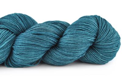 Malabrigo Sock Hand dye Yarn Reflecting Pool  #133