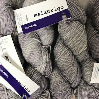 Malabrigo Hand dye Mechita Yarn Preal #36