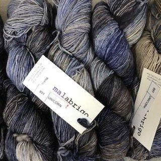 Malabrigo Hand dye Mechita Yarn Unicornio #891*