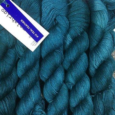 Malabrigo Silkpaca Feather #412
