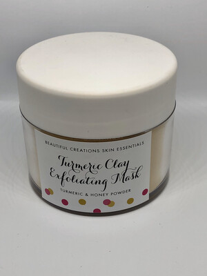 Turmeric Clay Exfoliating Mask  10oz. (300ml)
