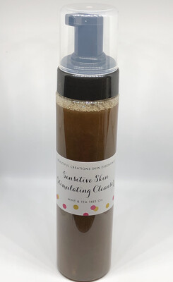 Sensitive Skin Stimulating Cleanser 10oz. (300ml)