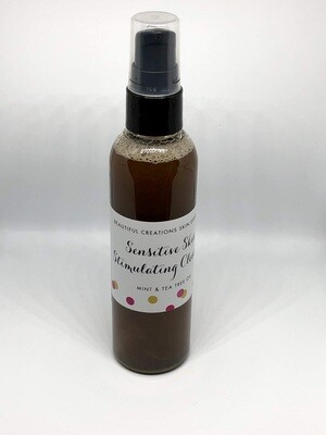 Sensitive Skin Stimulating Cleanser 4oz. (120ml)