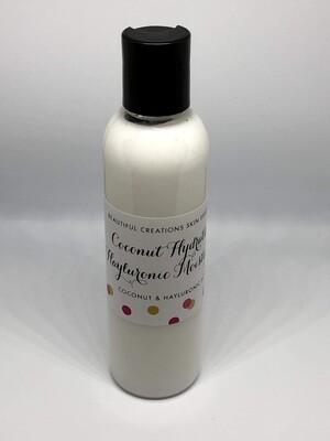 Coconut & Hayluronic Serum Hydrating Moisturizer 4oz.(120ml)