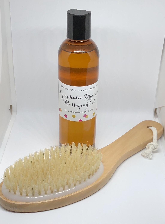 Dry Brushing 2pc Kit