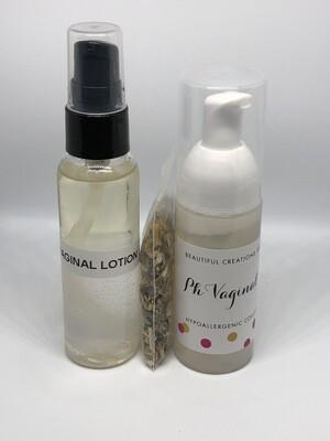 Yoni (Vaginal) Cleansing Kit