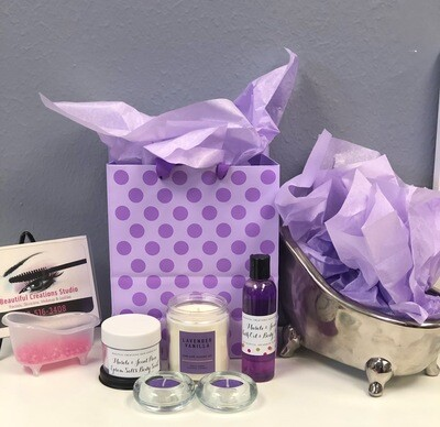 Relaxing Spa In a Bag