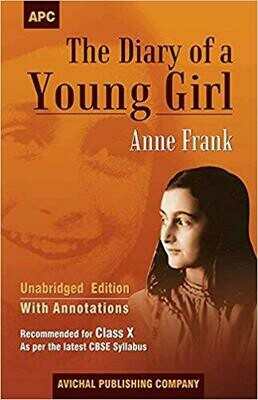 The Diary of a Young Girl  Class - X  by Anne Frank
