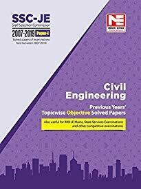 """""""SSC : Civil Engineering Objective Solved Papers by MADE EASY"""""""