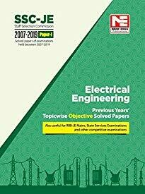SSC : Electrical Engineering Objective Solved Papers by MADE EASY