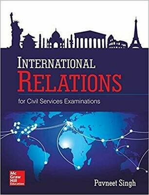 International Relations  by Pavneet Singh