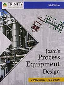 """Joshi's Process Equipment Design"""