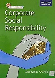 """Corporate Social Responsibility"""