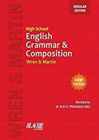 """High School English Grammar and Composition Book (Regular Edition)"""