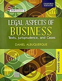 """""""Legal Aspects of Business"""""""