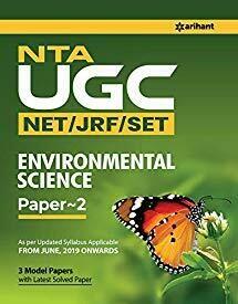 NTA UGC Net Environmental Science 2019