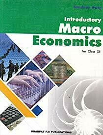 Introductory Macro Economics for Class 12 (For 2019 Examination)