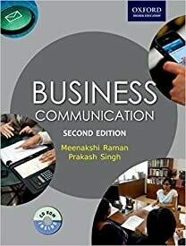 Business Communication by Meenakshi Raman