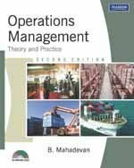 OPERATIONS MANAGEMENT,2ED