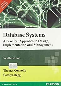 Database Systems: A Practical Approach to Design, Implementation and Management, 4e