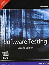 Software Testing Second Edition SAMS